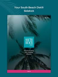 south beach diet tracker on the app store