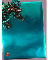 metallic gift wrap spectacular deal on light blue metallic gift wrap 18 x 417