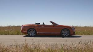 bentley dresses up new continental watch new bentley continental gt speed review cars life