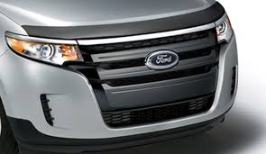 ford edge accessories grille inserts primed the official site for ford accessories