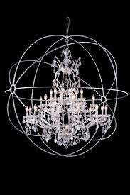 Entryway Chandeliers Chandelier Inspiring Extra Large Orb Chandelier Surprising Extra