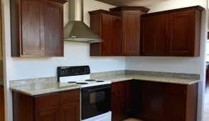 Cinnamon Shaker Kitchen Cabinets by Cinnamon Alder Cabinets Beaverton Kitchen Cabinets U0026 Stone Inc