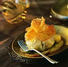 cuisiner boudin blanc recette aumônières au boudin blanc et aux pommes fruits