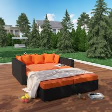popular of outdoor daybed cushion with jandjhome outdoor daybed