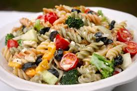 the best creamy italian pasta salad i heart recipes
