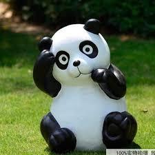 aliexpress buy high quality classical resin gift panda