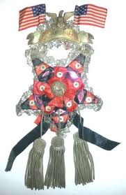 parade ribbon 336 best fraternal political ribbons badges images on