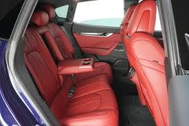maserati levante back seat 2017 maserati levante s stock clt46033 for sale near charlotte