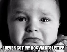 Baby Meme Generator - sad baby meme generator imgflip harry potter pinterest