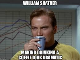 William Shatner Meme - party like a rockstar