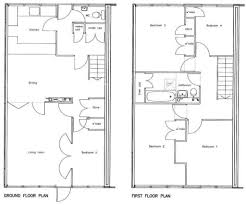 small 5 bedroom house plans 5 bedroom house designs uk