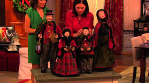 2 dickens children carolers by valerie with