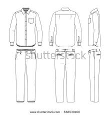 clothes template stock images royalty free images u0026 vectors
