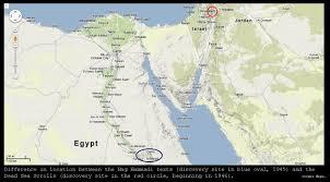 Dead Sea Map The Mathisen Corollary An Interesting New Year U0027s Resolution