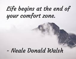 Life Begins When You Step Out Of Your Comfort Zone Comfort Zone Quotes 77 Images To Make You Take Action