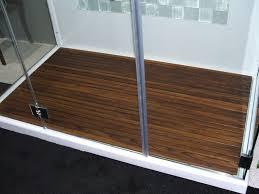Teak Benches For Bathrooms Custom Teak Mat For Walk In Shower The Bath Pinterest Teak