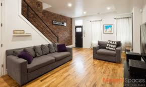 sprawling duplex loft like brick townhouse 3 brs 2 5baths rental w