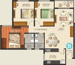 1510 sq ft 3 bhk 3t apartment for sale in ideal group ideal aqua