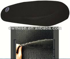 motorcycle seat cover cool mesh seat cushion cover airflow fabric