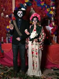 Dead Halloween Costumes 58 Día Los Muertos Costume Ideas Sugar Skull