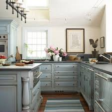 Best  Glazed Kitchen Cabinets Ideas On Pinterest How To - Blue kitchen cabinets