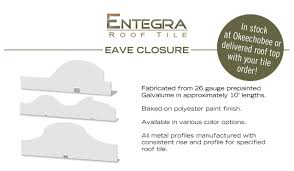 Danforth Roofing Supplies by Roof Eve U0026 Figure 2 26 Eaves Closure Methods For Clay Tile Roofs