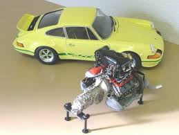 porsche 911 model kit 1 12