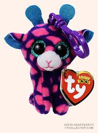 sky clip ty beanie boos giraffe