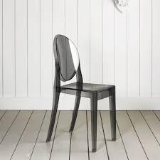 Kartell Louis Ghost Chair Modern Interior Design Victoria Ghost Chair Black Plastic