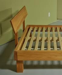 Slat Frame Bed Cubi Slat Bed Frame Innature