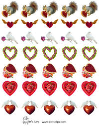 printable stickers valentines free printable stickers