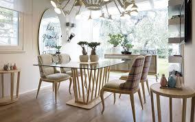 la sala da pranzo sala da pranzo moderna volpi lo stile in casa