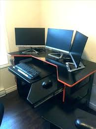 Computer Built Into Desk Desk With Computer Built In Into Archaicawful Pictures Large Size