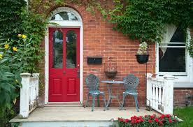 glass door for business choose your best feng shui front door color