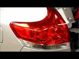 How To Replace Tail Light How To Replace Taillight On 2009 Toyota Venza Autoevolution