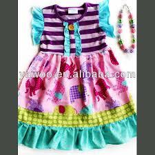 2014 new design ruffle bib cotton girls pageant kids party wear