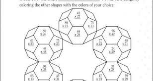 multiplication sheets 2 digits x 11math tricks kelpies