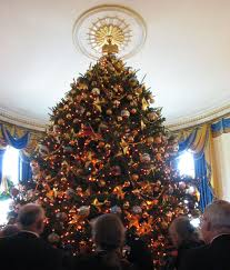 the receives the 2017 white house tree