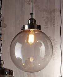 Pendant Light Replacement Glass by Lighting Cool Globe Clear Glass Pendant Lights Glass Pendant