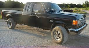 1988 F250 Diesel 1988 Ford F250 Xlt Lariat Extended Cab Pickup Bed Item D41