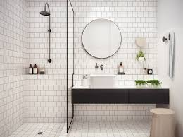 Black Bathroom Tiles Ideas