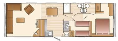 Caravan Floor Plans 2017 Swift Biarritz Static Caravan Holiday Home