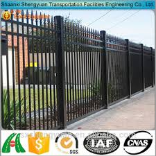 high security black wrought iron garden wall fence mesh buy