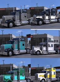 w900 kenworth w900 skin pack v 2 0 ats ats mod american truck