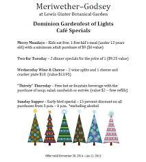 Gardenfest Of Lights Lewis Ginter Richmond Bargains