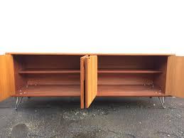 Vintage G Plan Sideboard 1970s G Plan Teak Sideboard Cabinet On Hairpin Legs