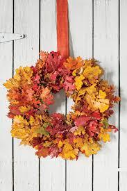 wreath fall wreath ideas southern living