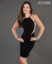 jovani 73650 mock halter neck short party dress madamebridal com