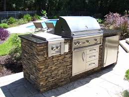 patio grill simple poolside grill island contemporary patio other by