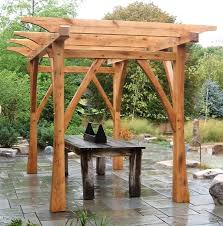 100 pergola swing plans furniture heavenly attached asian